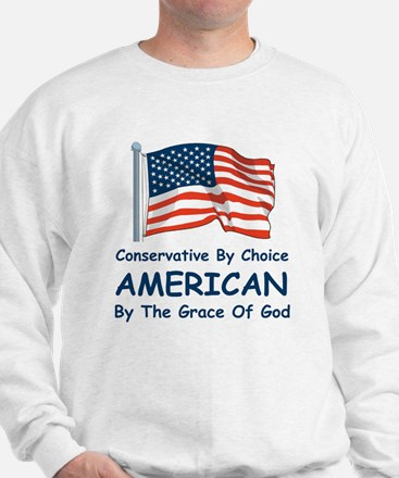 Conservative By Choice Sweatshirt