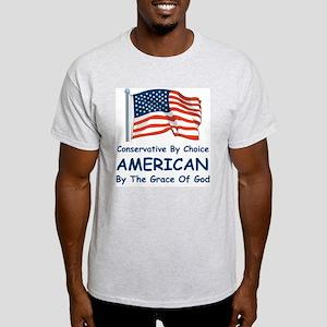 Conservative By Choice Light T-Shirt