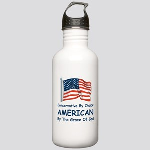 Conservative By Choice Stainless Water Bottle 1.0L