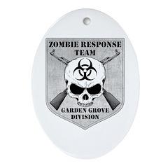 Zombie Response Team: Garden Grove Division Orname