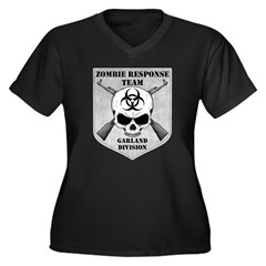 Zombie Response Team: Garland Division Women's Plu