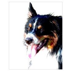 Brave and Loyal Friend Wall Art Poster