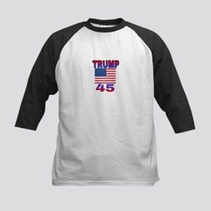 TRUMP 45 Baseball Jersey