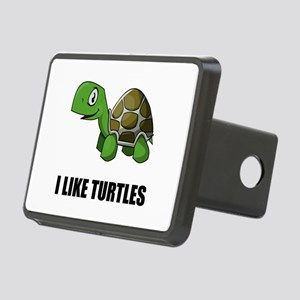 I Like Turtles Hitch Cover