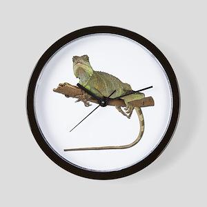 Iguana Photo Wall Clock