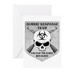 Zombie Response Team: Grand Prairie Division Greet