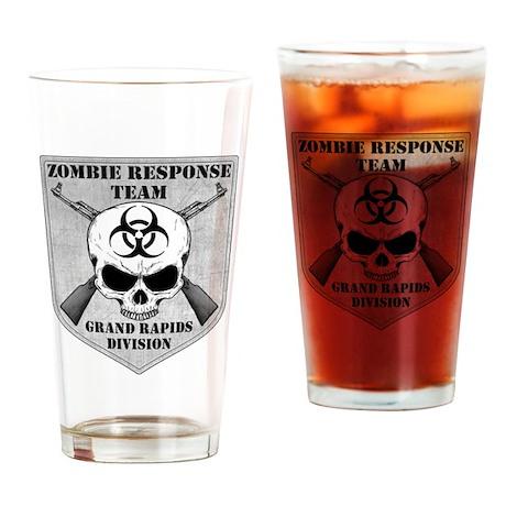 Zombie Response Team: Grand Rapids Division Drinki