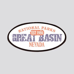 Great Basin National Park NV Patches