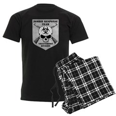 Zombie Response Team: Greensboro Division Pajamas