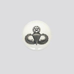 Master Airborne Mini Button