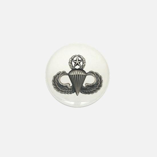 Master Airborne Mini Button