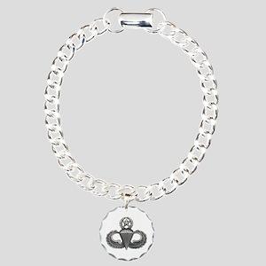 Master Airborne Charm Bracelet, One Charm