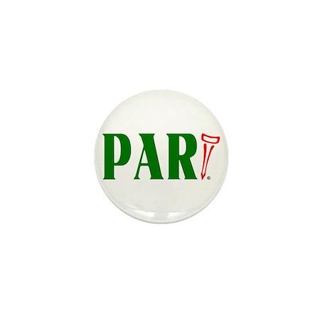 PAR-tee Mini Button (10 pack)