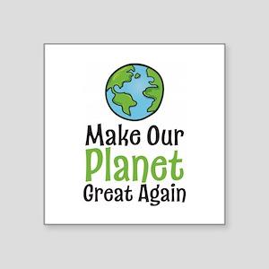 Great Planet Sticker