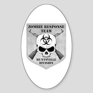 Zombie Response Team: Huntsville Division Sticker
