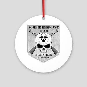 Zombie Response Team: Huntsville Division Ornament