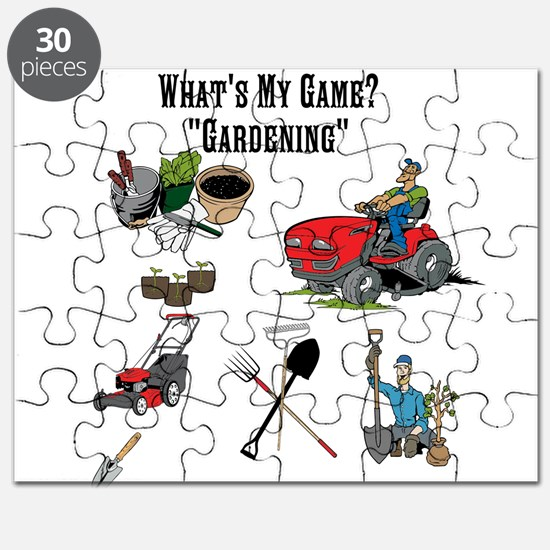 Gardening Puzzle
