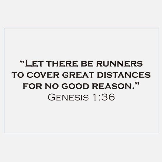 Runner / Genesis Wall Art