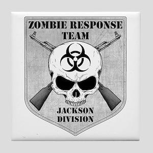 Zombie Response Team: Jackson Division Tile Coaste