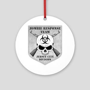 Zombie Response Team: Jersey City Division Ornamen