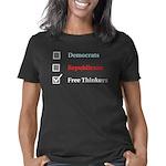 Election Ballot - Free Thi Women's Classic T-Shirt