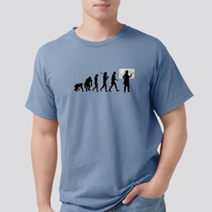 Economist Evolution Mens Comfort Color T-Shirts