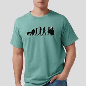 Film Editor Evolution Mens Comfort Color T-Shirts
