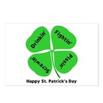 St. Patrick's Day Irish Gear Postcards (Package of