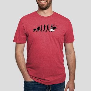 Bullfighter Evolution Mens Tri-blend T-Shirts
