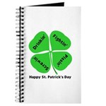St. Patrick's Day Irish Gear Journal