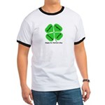St. Patrick's Day Irish Gear Ringer T