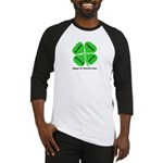 St. Patrick's Day Irish Gear Baseball Jersey