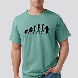 Accountant Evolution Mens Comfort Color T-Shirts
