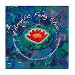 Angelic Feng Shui Tile Coaster