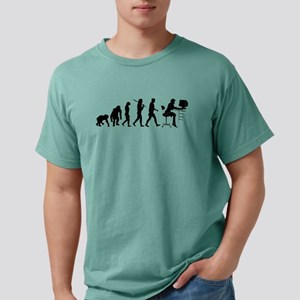 Business Woman Mens Comfort Color T-Shirts