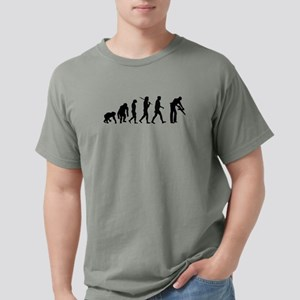 Carpenter Evolution Mens Comfort Color T-Shirts