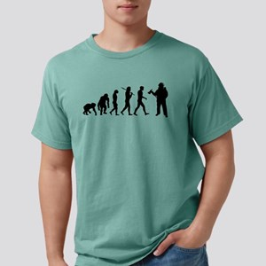 Fireman Evolution Mens Comfort Color T-Shirts