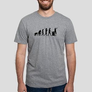 Library Librarian Mens Tri-blend T-Shirts