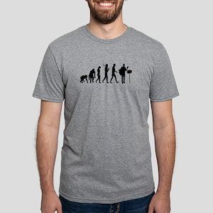Mailman Mens Tri-blend T-Shirts