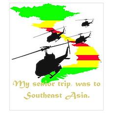 Senior Trip Wall Art Poster