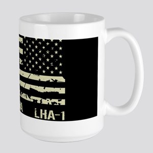 USS Tarawa 15 oz Ceramic Large Mug