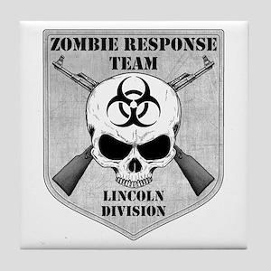 Zombie Response Team: Lincoln Division Tile Coaste