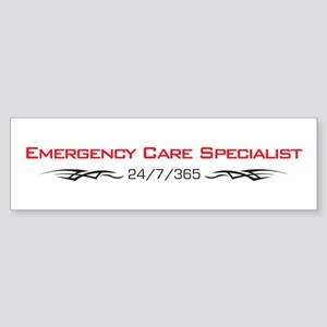 Emergency Care Specialist Bumper Sticker