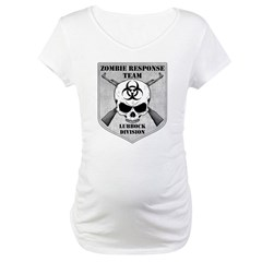 Zombie Response Team: Lubbock Division Shirt
