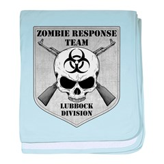 Zombie Response Team: Lubbock Division baby blanke