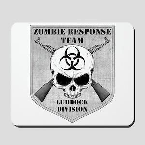 Zombie Response Team: Lubbock Division Mousepad