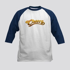 Cheers Logo Kids Baseball Jersey