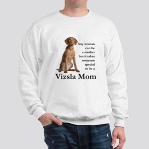 Vizsla Mom Sweatshirt