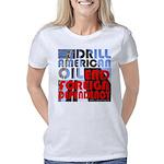 drill american oil  Women's Classic T-Shirt