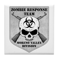 Zombie Response Team: Moreno Valley Division Tile